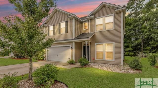 6 Chapel Pointe Circle, Savannah, GA 31419 (MLS #253835) :: Keller Williams Coastal Area Partners