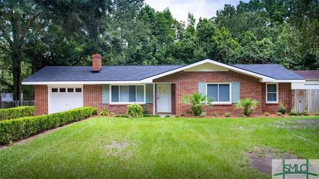14 Barbour Drive, Savannah, GA 31405 (MLS #253883) :: Keller Williams Coastal Area Partners