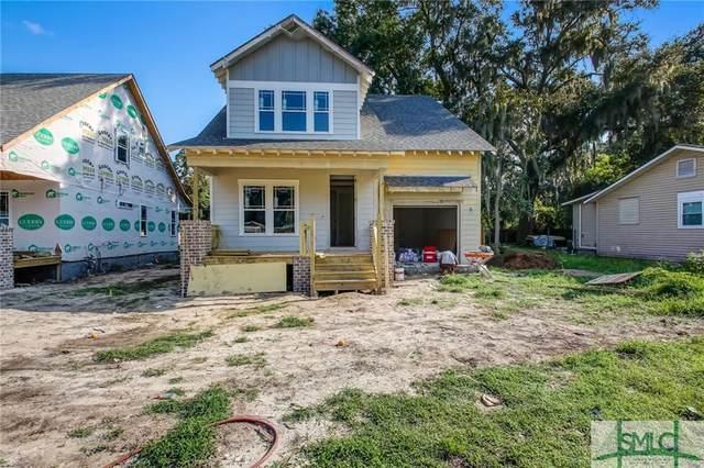 2607 Livingston Avenue, Savannah, GA 31406 (MLS #253885) :: Keller Williams Realty Coastal Area Partners