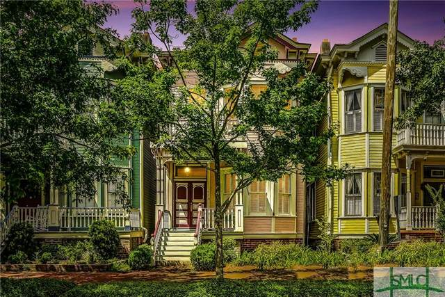416 E Huntingdon Street, Savannah, GA 31401 (MLS #253891) :: Keller Williams Realty Coastal Area Partners