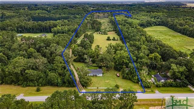 1678 Fort Howard Road, Rincon, GA 31326 (MLS #253895) :: Keller Williams Coastal Area Partners
