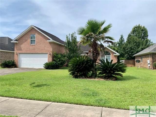 25 Conservation Drive, Savannah, GA 31419 (MLS #253906) :: Coldwell Banker Access Realty