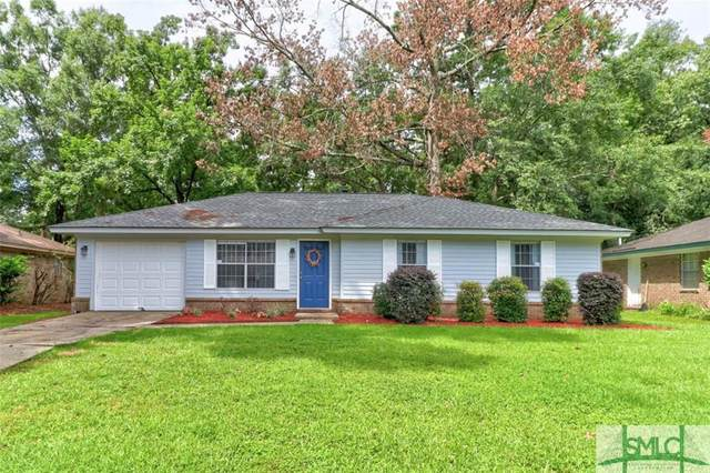 129 Westminister Drive, Savannah, GA 31419 (MLS #253923) :: Liza DiMarco