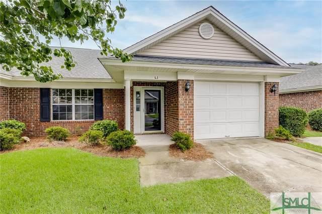 1159 Mohawk Street L-1, Savannah, GA 31419 (MLS #253940) :: Teresa Cowart Team