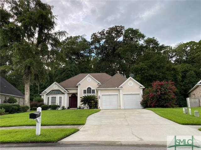125 Valhalla Drive, Savannah, GA 31419 (MLS #253941) :: Liza DiMarco