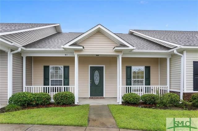 401 Barry Mccaffrey Boulevard B-3, Hinesville, GA 31313 (MLS #253943) :: McIntosh Realty Team