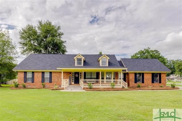301 Cardinal Street, Pooler, GA 31322 (MLS #253955) :: The Arlow Real Estate Group
