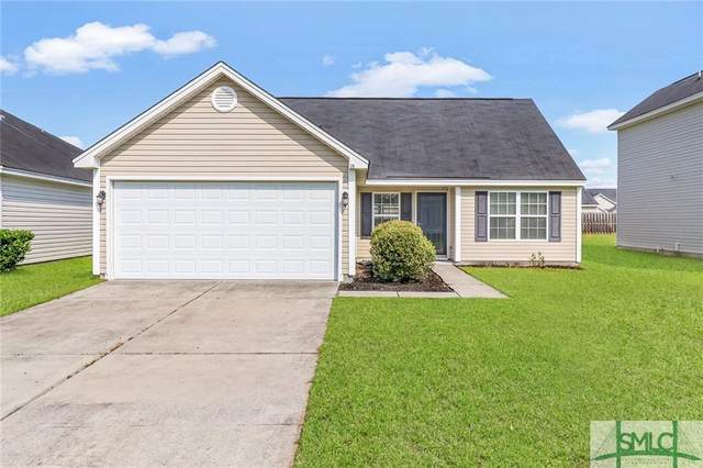 26 Braxton Manor Drive, Port Wentworth, GA 31407 (MLS #253974) :: Liza DiMarco