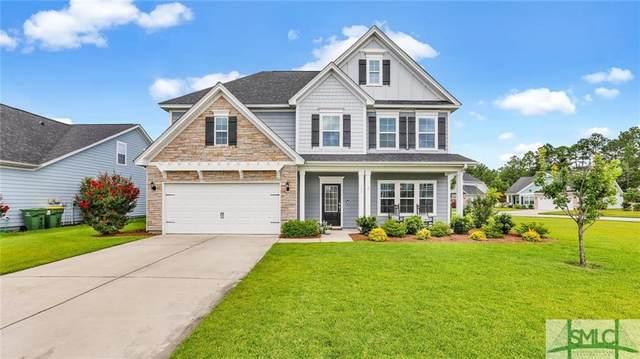 100 Baynard Street, Pooler, GA 31322 (MLS #254016) :: The Arlow Real Estate Group