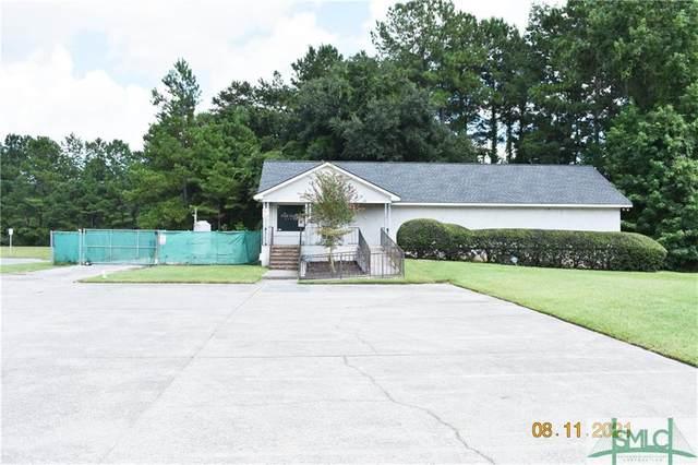 1570 Dean Forest Road, Garden City, GA 31408 (MLS #254023) :: Heather Murphy Real Estate Group