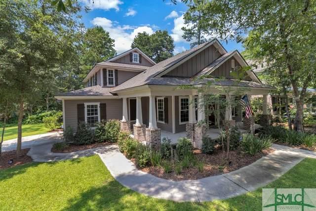 355 Ridgewood Park Drive N, Richmond Hill, GA 31324 (MLS #254040) :: Keller Williams Coastal Area Partners