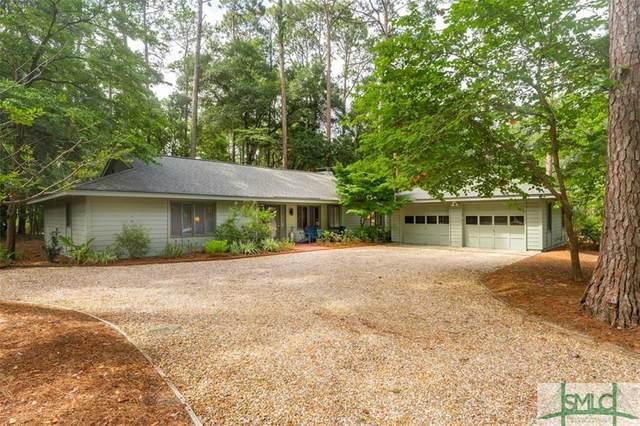 13 Monastery Road W, Savannah, GA 31411 (MLS #254061) :: Teresa Cowart Team