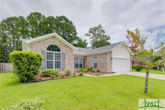 106 Austin Way, Savannah, GA 31419 (MLS #254064) :: Keller Williams Coastal Area Partners
