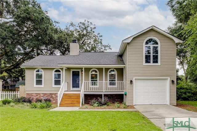 549 Pointe South Drive, Savannah, GA 31410 (MLS #254065) :: Keller Williams Coastal Area Partners