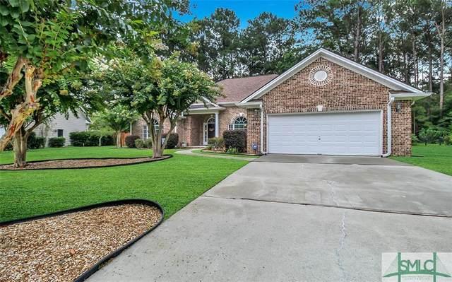 490 Copper Creek Circle, Pooler, GA 31322 (MLS #254140) :: Coldwell Banker Access Realty