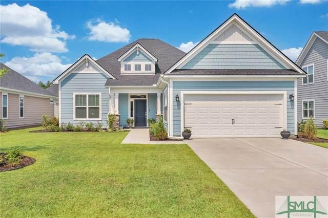 102 Rosamund Road, Pooler, GA 31322 (MLS #254144) :: The Arlow Real Estate Group