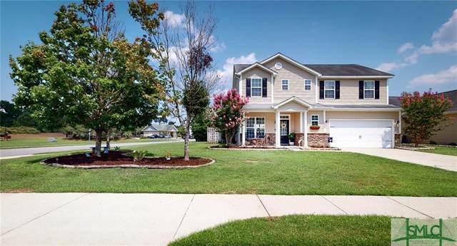132 Lake House Road, Pooler, GA 31322 (MLS #254170) :: Keller Williams Coastal Area Partners