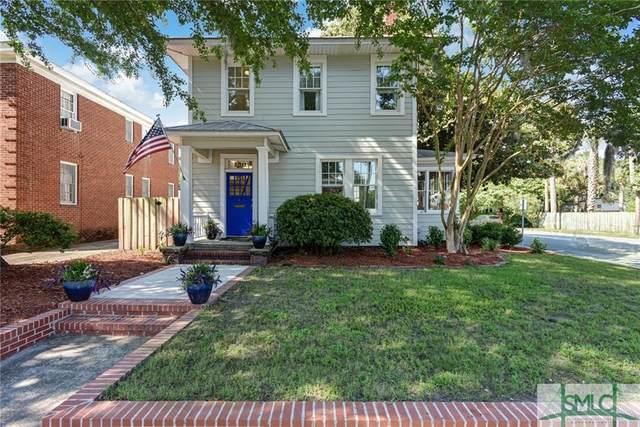130 E 54th Street, Savannah, GA 31405 (MLS #254199) :: Teresa Cowart Team