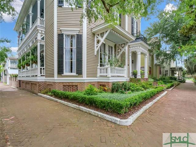 121 E Gwinnett Street, Savannah, GA 31401 (MLS #254218) :: McIntosh Realty Team