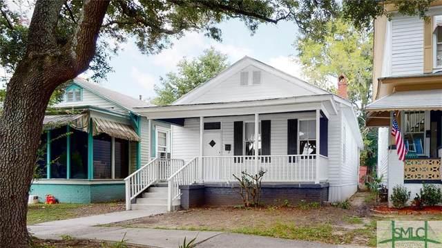 912 W 38TH Street, Savannah, GA 31401 (MLS #254240) :: Heather Murphy Real Estate Group