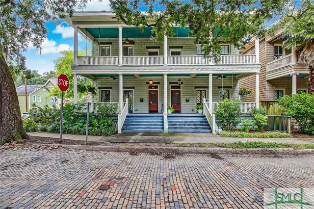122 W 38th Street, Savannah, GA 31401 (MLS #254303) :: Coldwell Banker Access Realty