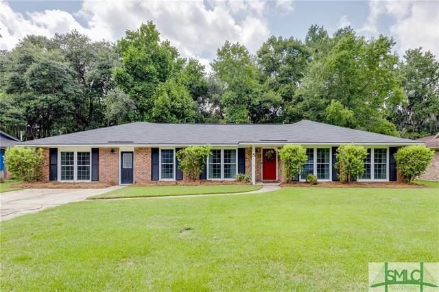5 Barrington Circle, Savannah, GA 31419 (MLS #254308) :: Heather Murphy Real Estate Group