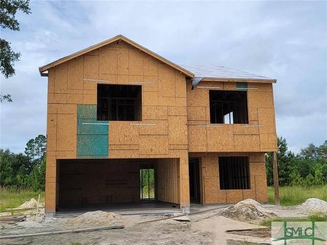 121 Tondee Way, Midway, GA 31320 (MLS #254370) :: The Allen Real Estate Group