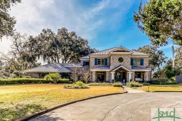 1421 Cedar Grove Plantation Drive, Savannah, GA 31419 (MLS #254375) :: The Arlow Real Estate Group