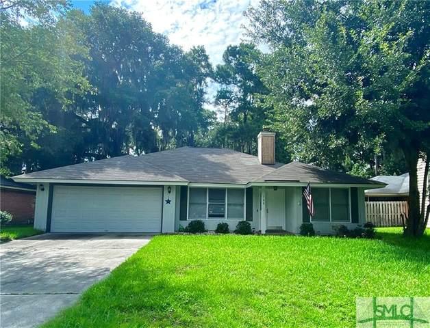 126 Candleberry Lane, Savannah, GA 31406 (MLS #254388) :: Teresa Cowart Team