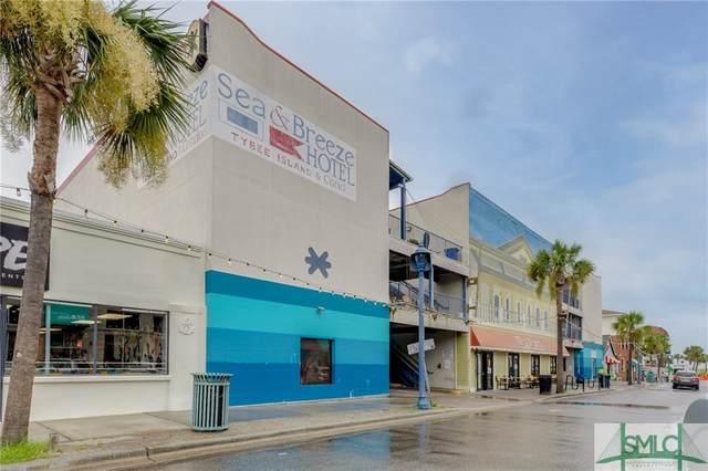 16 Tybrisa Street #201, Tybee Island, GA 31328 (MLS #254447) :: Cindy's Realty Group