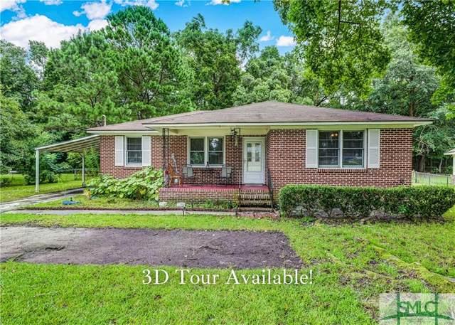 8312 Atwood Street, Savannah, GA 31406 (MLS #254453) :: The Arlow Real Estate Group