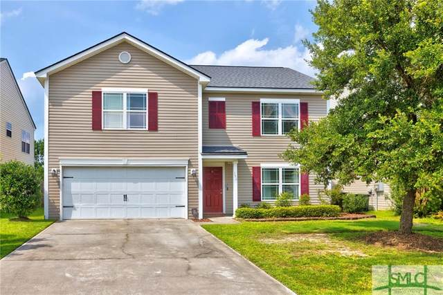 196 Lakepointe Drive, Savannah, GA 31407 (MLS #254532) :: Keller Williams Coastal Area Partners