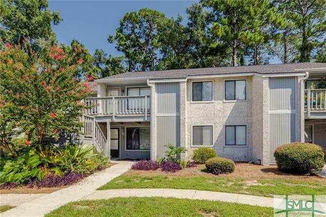 104 Oyster Shell Road E6, Savannah, GA 31410 (MLS #254533) :: The Arlow Real Estate Group