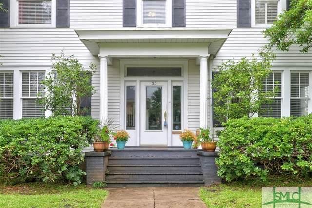 35 E 52nd Street, Savannah, GA 31405 (MLS #254535) :: Heather Murphy Real Estate Group