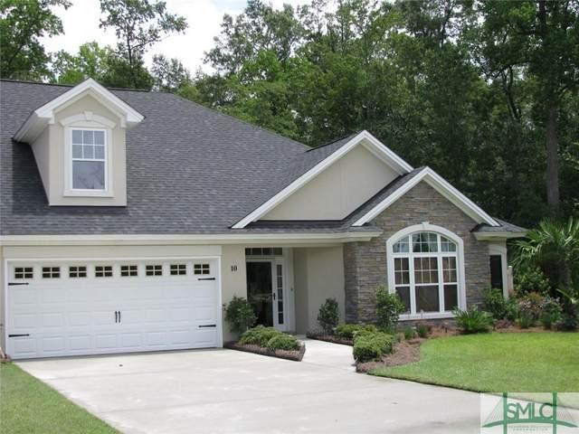 22 Scarlet Maple Lane, Savannah, GA 31405 (MLS #254569) :: Teresa Cowart Team