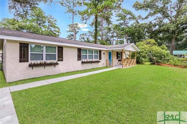16 Silverstone Circle, Savannah, GA 31406 (MLS #254570) :: The Allen Real Estate Group