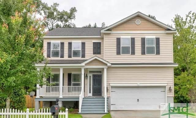 28 Cockle Shell Road, Savannah, GA 31419 (MLS #254575) :: Coastal Savannah Homes