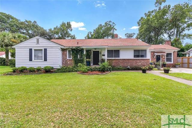 507 Durant Avenue, Savannah, GA 31404 (MLS #254677) :: Heather Murphy Real Estate Group