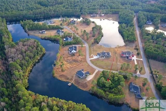 Richmond Hill, GA 31324 :: Heather Murphy Real Estate Group