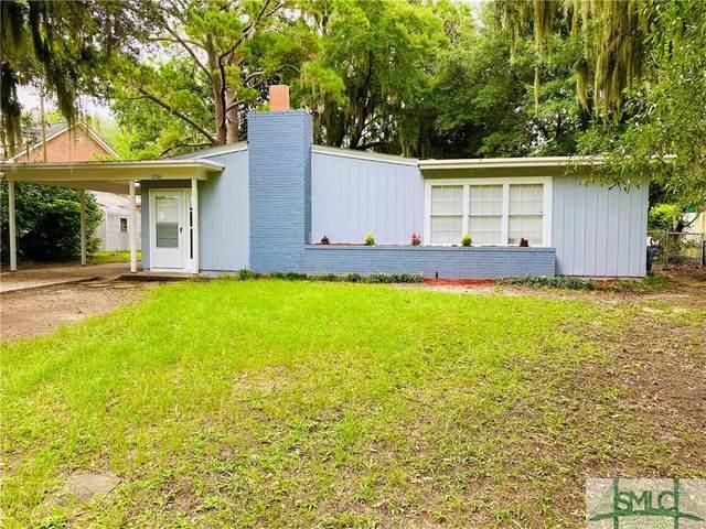 7206 Van Buren Avenue, Savannah, GA 31406 (MLS #254714) :: Heather Murphy Real Estate Group