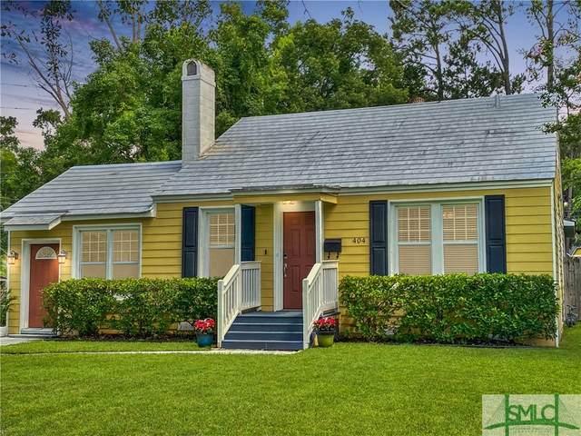 404 E 61st Street, Savannah, GA 31405 (MLS #254811) :: McIntosh Realty Team