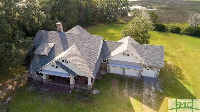 1445 Eagle Neck Drive NE, Townsend, GA 31331 (MLS #254895) :: Keller Williams Realty Coastal Area Partners