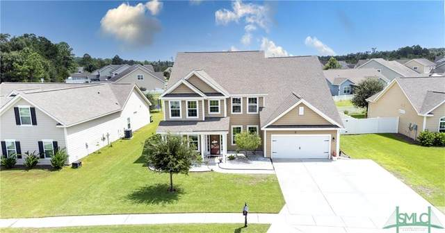 11 Belle Gate Court, Pooler, GA 31322 (MLS #254923) :: Heather Murphy Real Estate Group