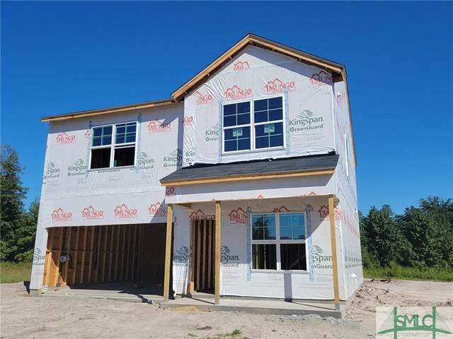 139 Castaway Court NE, Ludowici, GA 31316 (MLS #254994) :: The Allen Real Estate Group