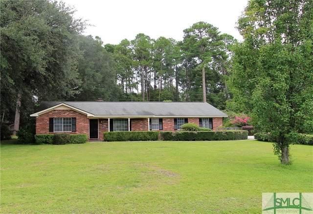 284 George Road, Bloomingdale, GA 31302 (MLS #255000) :: eXp Realty