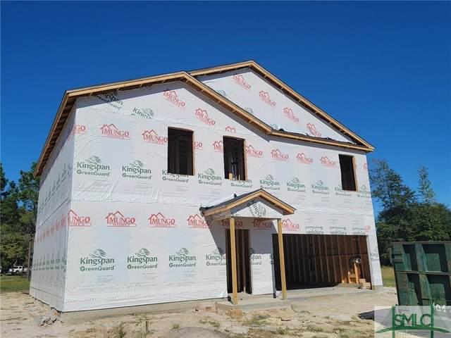 137 Castaway Court NE, Ludowici, GA 31316 (MLS #255033) :: The Allen Real Estate Group