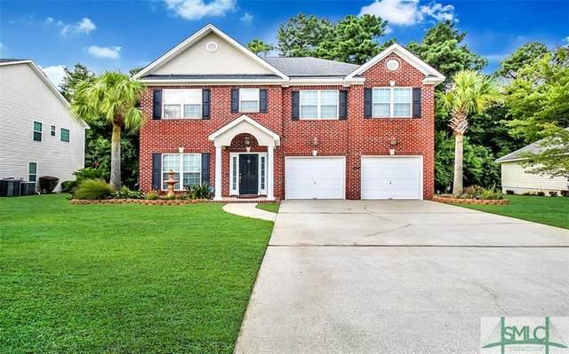 249 Pink Dogwood Lane, Pooler, GA 31322 (MLS #255133) :: Heather Murphy Real Estate Group