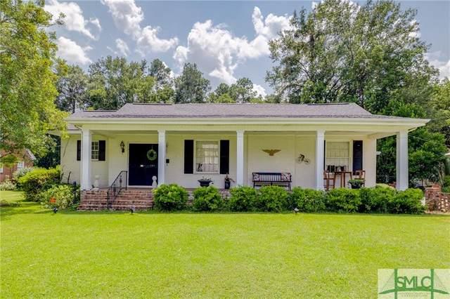 324 Savannah Avenue, Statesboro, GA 30458 (MLS #255170) :: Heather Murphy Real Estate Group