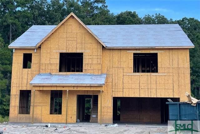 69 Murphy Court, Richmond Hill, GA 31324 (MLS #255192) :: The Allen Real Estate Group