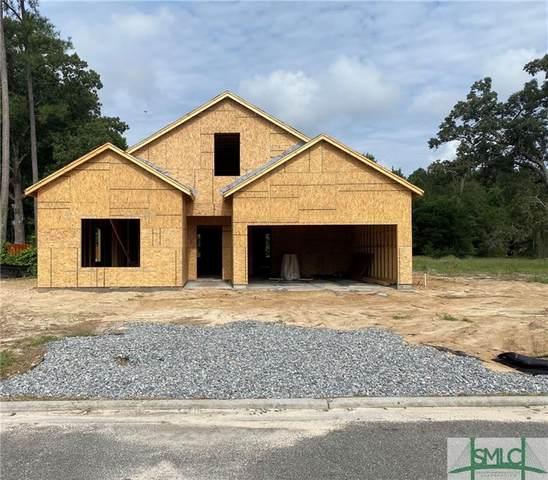 217 Caroline Way, Guyton, GA 31312 (MLS #255248) :: Keller Williams Realty Coastal Area Partners